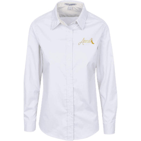 House of Atarah logo House of Atarah Ladies' LS Blouse