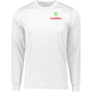 CREDITRISE LS Wicking T-Shirt