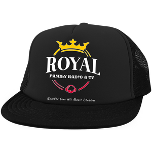 Royal Family Hat with Snapback
