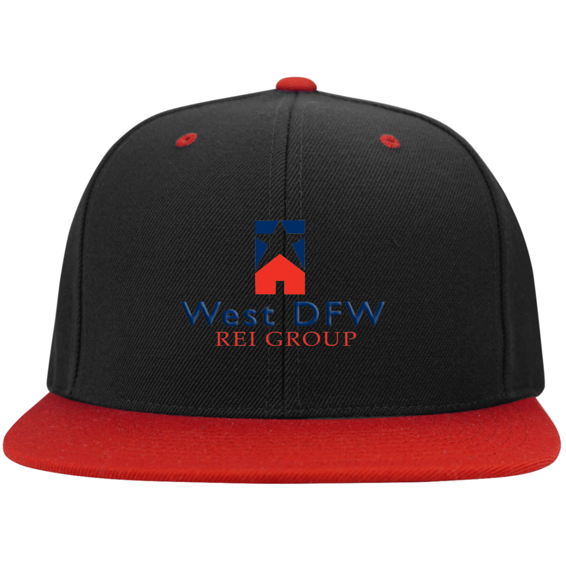 West DFW REI High-Profile Snapback Hat