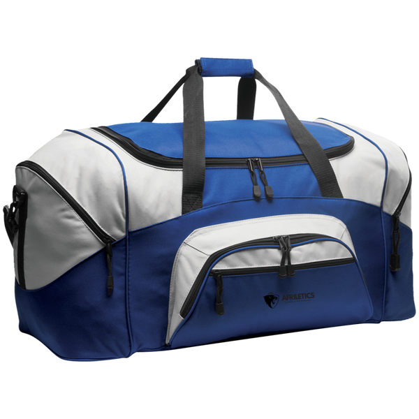 AFRILETICS Colorblock Sport Duffel