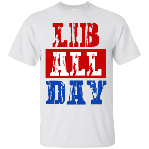 LIB ALL DAY Tee