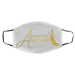 House of Atarah logo House of Atarah Med/Lg Face Mask