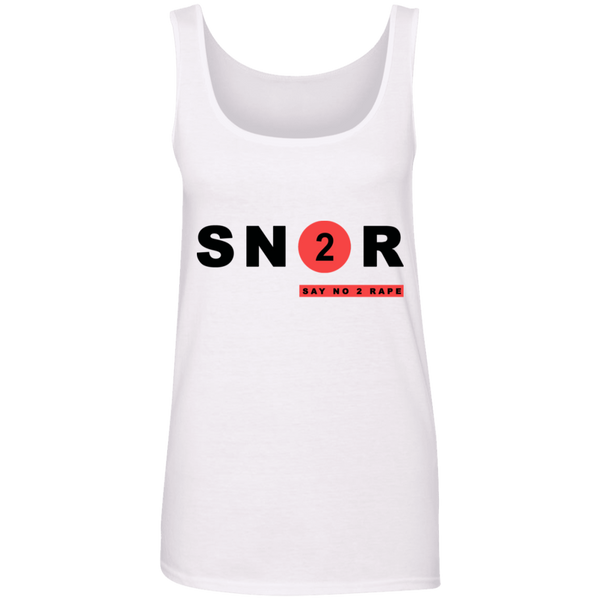 SN2R Ladies' 100% Ringspun Cotton Tank Top
