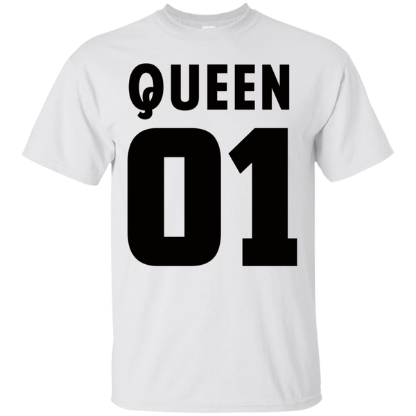 Queen 01 Back & Front T-Shirt