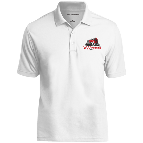VW TRUCKING Dry Zone UV Micro-Mesh Polo