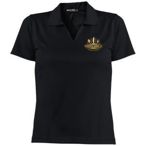Monrovia Lounge Ladies' Dri-Mesh Short Sleeve Polo