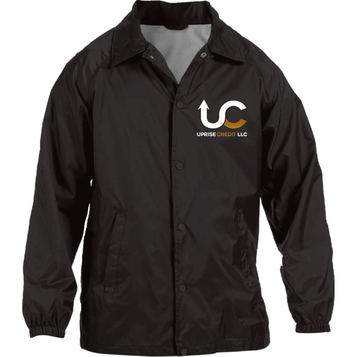 Uprise Credit Nylon Staff Jacket