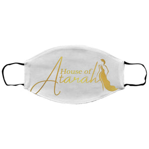 House of Atarah logo House of Atarah Sm/Med Face Mask