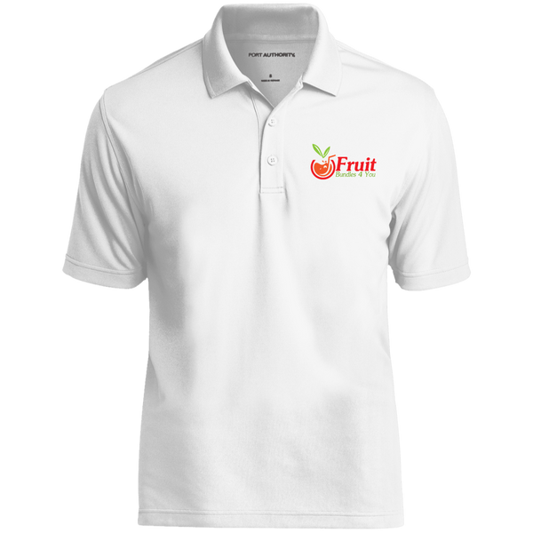 Fruit Bundles 4 You Micro-Mesh Polo