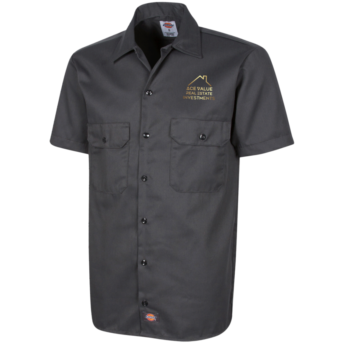 IVREI Short Sleeve Workshirt