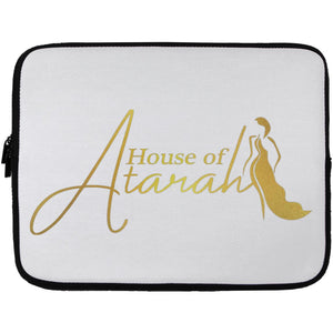 House of Atarah logo House of Atarah Laptop Sleeve - 13 inch