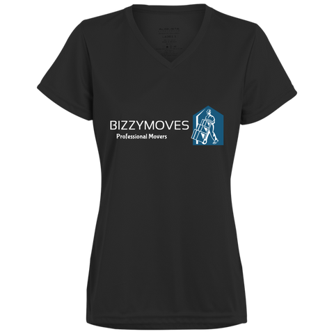 BIZZYMOVES Ladies' Wicking T-Shirt