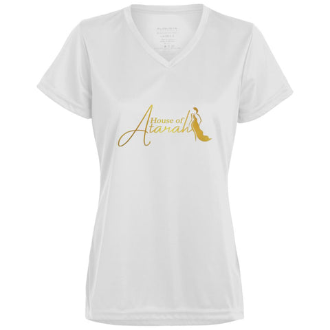 House of Atarah logo House of Atarah Ladies' Wicking T-Shirt