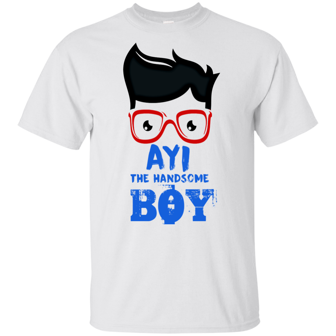 Ayitey Face T-Shirt