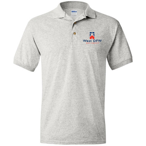 West DFW REI Jersey Polo Shirt