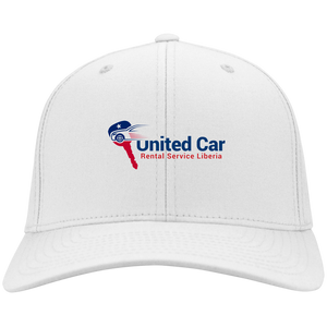 United Car Rental Service Liberia Twill Cap