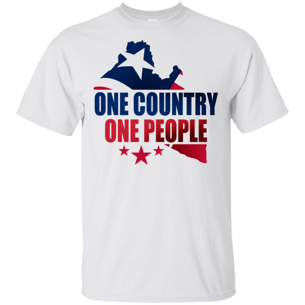 ONE COUNTRY, ONE PEOPLE T-Shirt