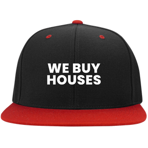 We Buy Houses Snapback Hat