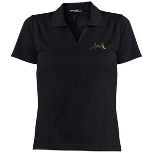 House of Atarah logo House of Atarah Ladies' Dri-Mesh Short Sleeve Polo