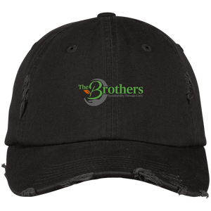 The Brothers Distressed Dad Cap