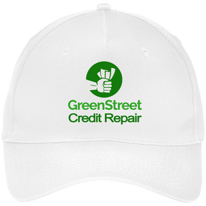 GreenStreet Credit Repair Five Panel Twill Cap