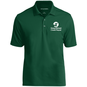 GreenStreet Credit Repair UV Micro-Mesh Polo