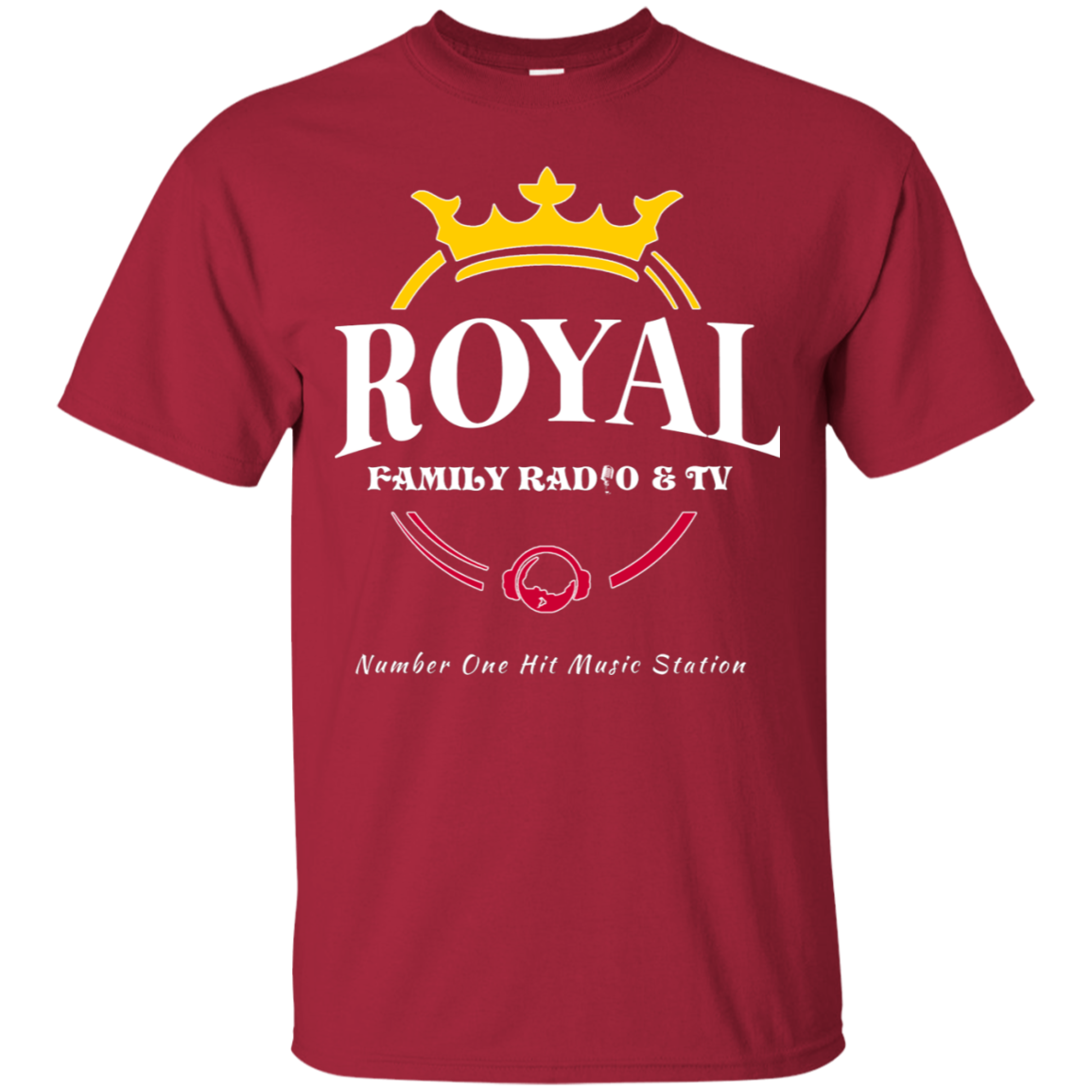 Royal Family Radio T-Shirt