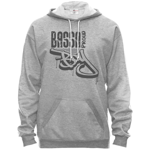 Bassa Boy Pullover Hooded Fleece