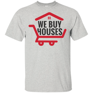 We Buy Houses T-Shirt