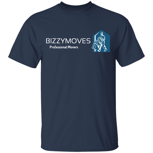 BIZZYMOVES Youth 5.3 oz 100% Cotton T-Shirt