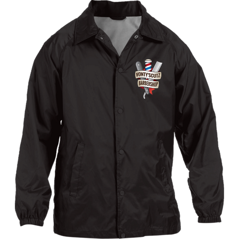Vonty's Barbershop Nylon Staff Jacket