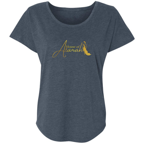 House of Atarah logo House of Atarah Ladies' Triblend Dolman Sleeve
