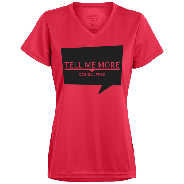 TMMC Ladies' Wicking T-Shirt