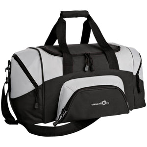 Germei-Photo Germei Photo Small Colorblock Sport Duffel Bag