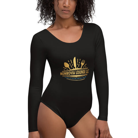 Monrovia Lounge Long Sleeve Bodysuit