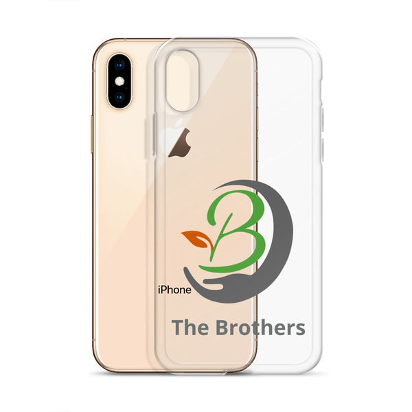 The Brothers iPhone Case