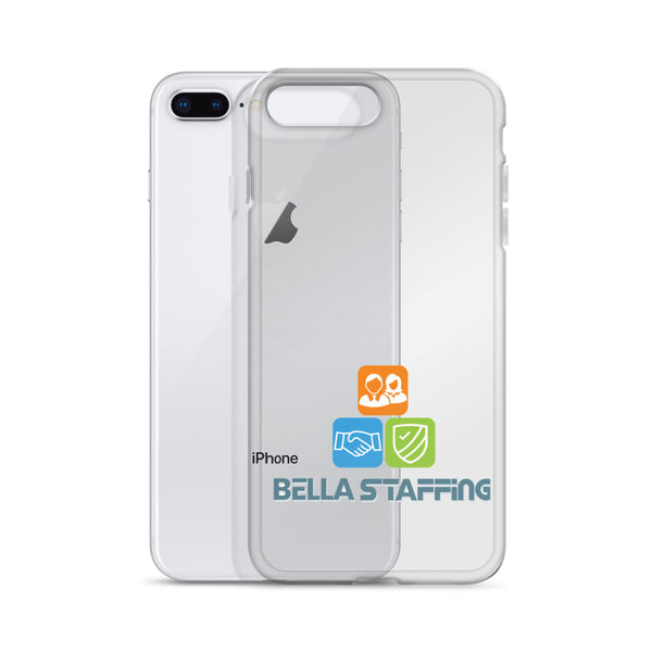 Bella Staffing iPhone Case