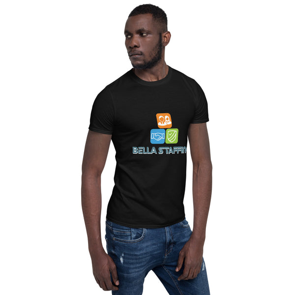 Bella Staffing Short-Sleeve Unisex T-Shirt