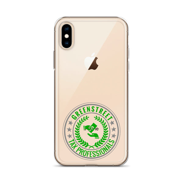GreenStreet Tax Pros iPhone Case