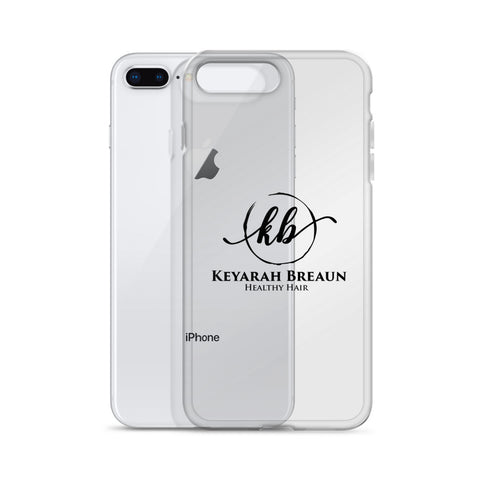 Keyarah Breaun iPhone Case
