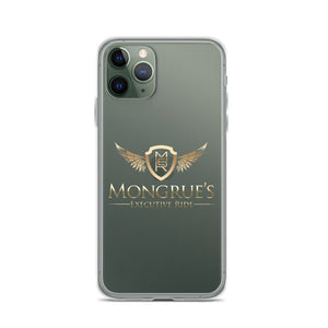 MONGRUE'S iPhone Case