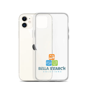 Bella Search iPhone Case