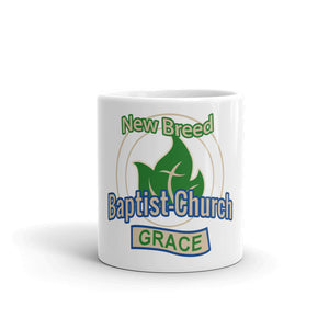 New Breed Baptist Grace Mug