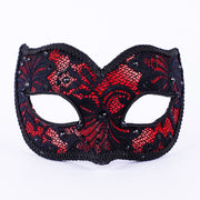 eye_mask_macrama_ballo_pizzo_black_red