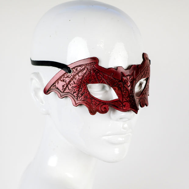 Bat Leather Mask