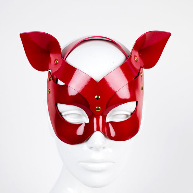 Cat Mistress Vinyl Red