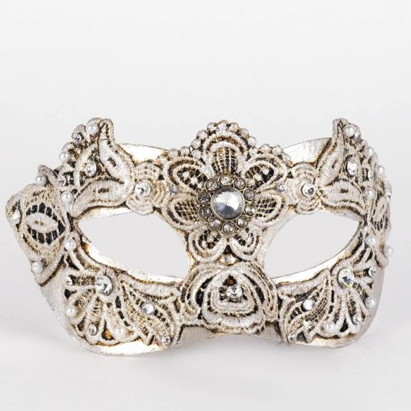 Eye Mask Macramè