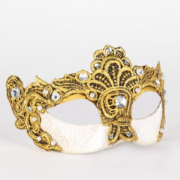 Eye Mask Macramè Stella