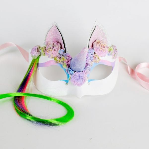 Unicorn Rainbow Mask
